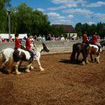 Quadrille beim Sommerfest 2015