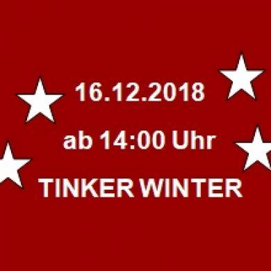 Tinker Winter 2018